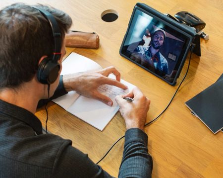 Let's (Video) Chat: 8 Tips for Media Interviews